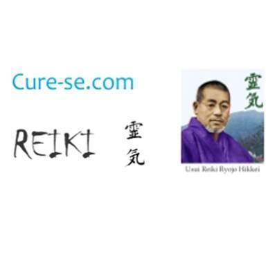 Cure-se com Reiki